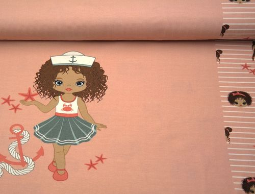Stenzo Jersey Matrosenmädchen Sailor Girl sale
